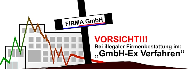 GmbH-Ex Verfahren